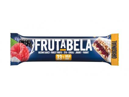 Frutabela original lesní plody v jogurtu 30g Fructal