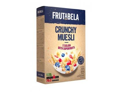 Musli křupavé s ovocem 350g Fructal