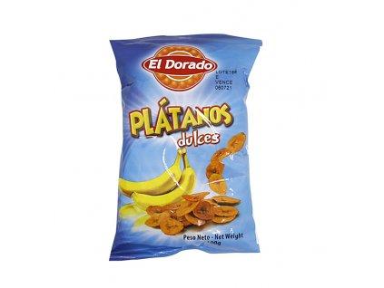 Plátanos sladký (dulces) 100g
