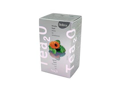 TEA2O - Meruňka/Nopál 20x2,5g