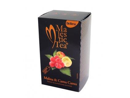 Majestic Tea - Malina/Camu camu 20x2,5g