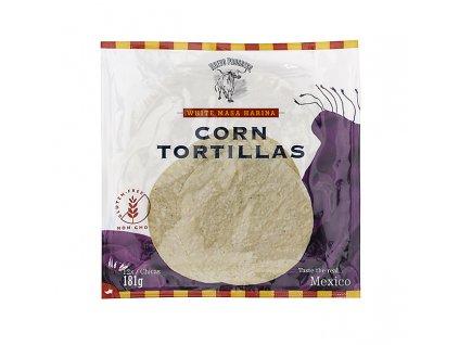 Tortilla kukuřičná (15 cm) 181g  Nuevo progreso (100825)