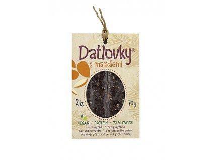 Datlovky s mandlemi 70g