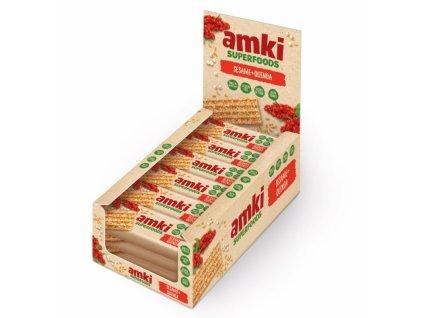 Amki s quinoou s medem 33g