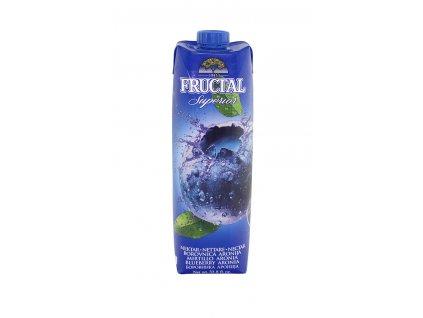 Fructal superior borůvka 1l