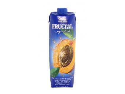 Fructal superior meruňka 1l