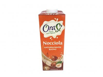 Nápoj z lískových ořechů s vitamíny a vápníkem OraSi 1000ml