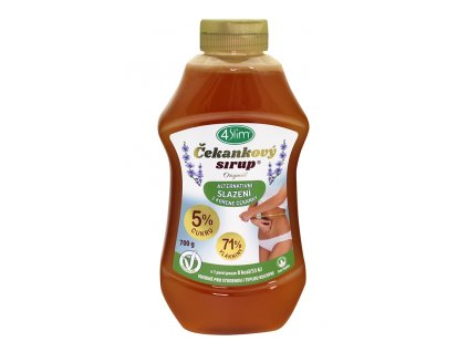Čekankový sirup originál 700g Kaumy