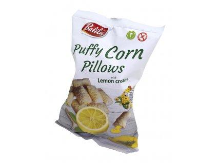 Kukuřičné polštářky citron 70g Balila