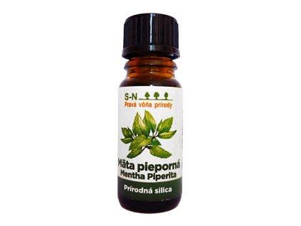 Máta peprná - mentha piperita éterický olej 10ml Slow Natur