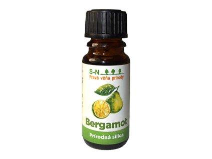 Bergamot éterický olej 10ml Slow Natur