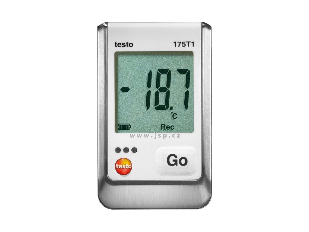 Testo 175-T1 Záznamník teploty 1-kanálový s interním senzorem