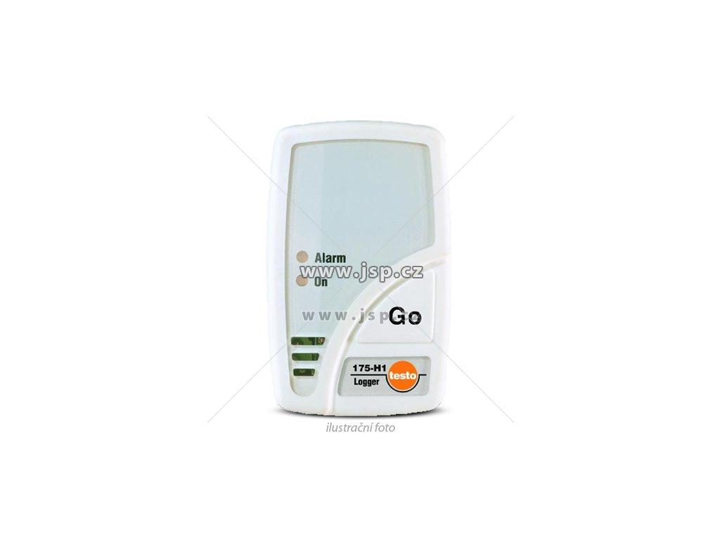 Testo 175-H1 Záznamník teploty / vlhkosti 2-kanálový s int. senzory