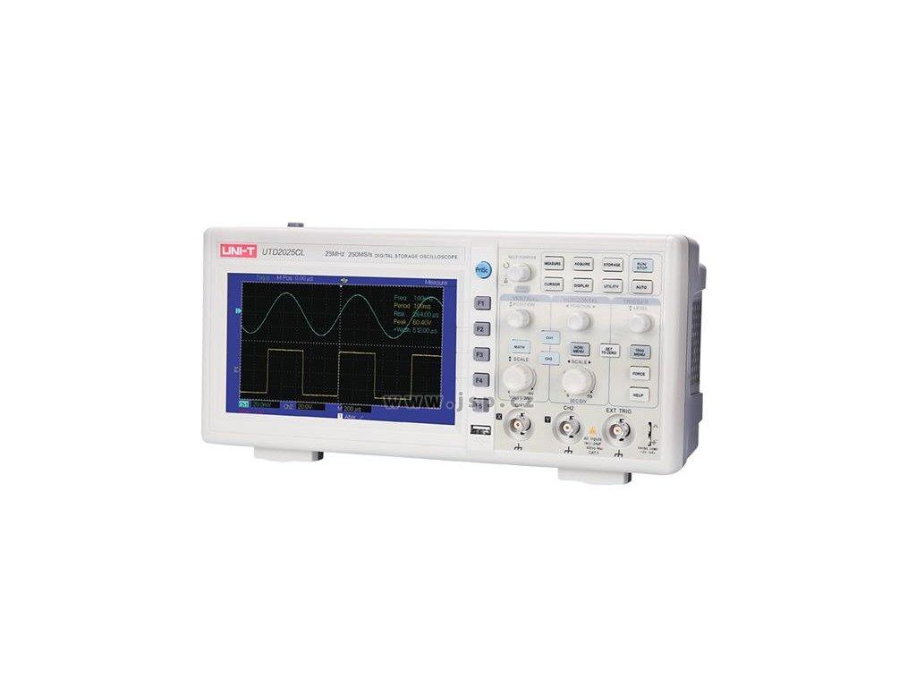 Osciloskop UNI-T UTD2025CL