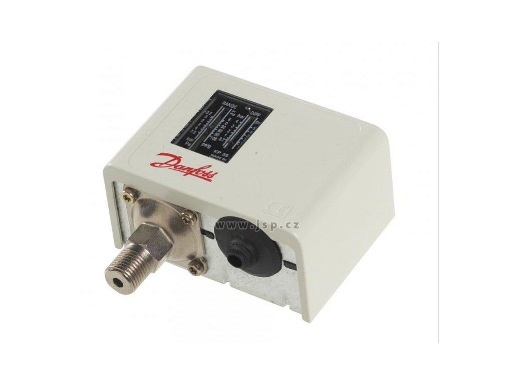KPI 36 Regulátor tlaku (obj. č.: 060-118966)