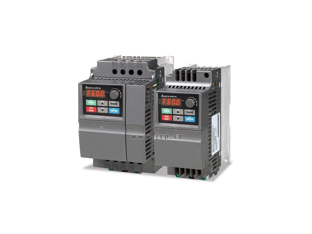 VFD002EL21A Jednoduchý a multifunkční frekvenční měnič