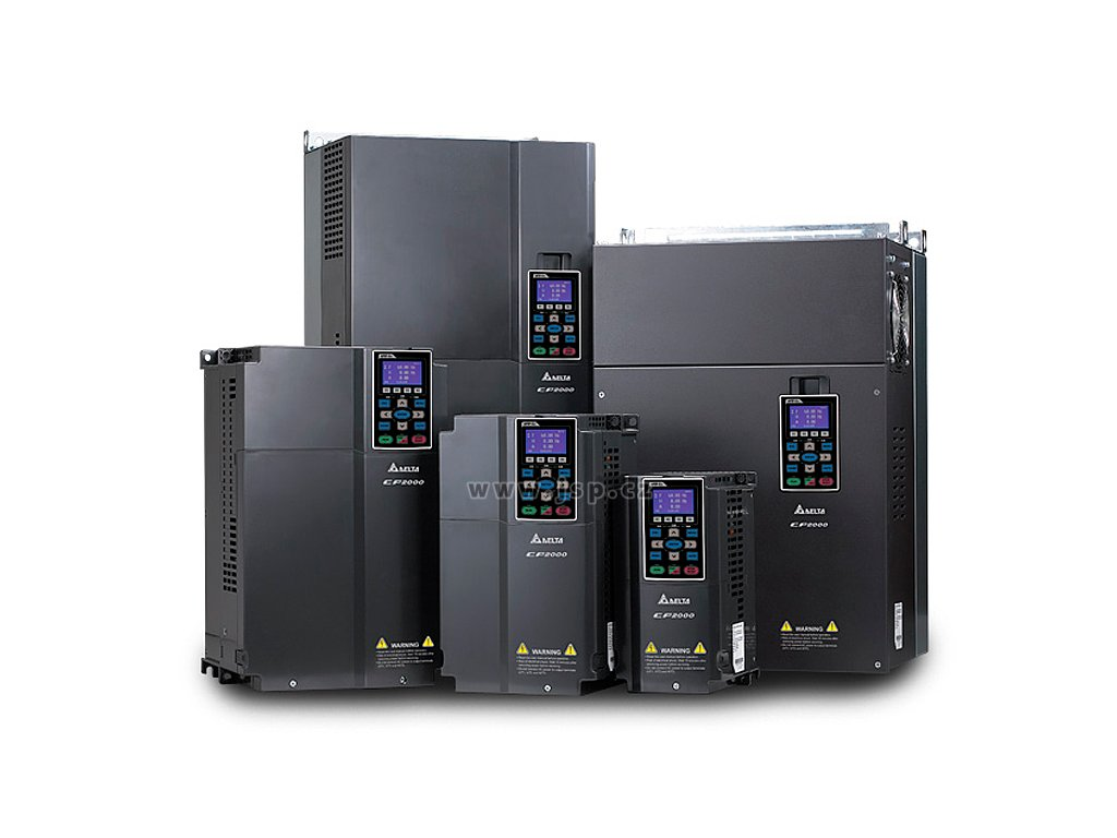 VFD370CP43B-21 Frekvenční měnič pro ventilátory, čerpadla, HVAC