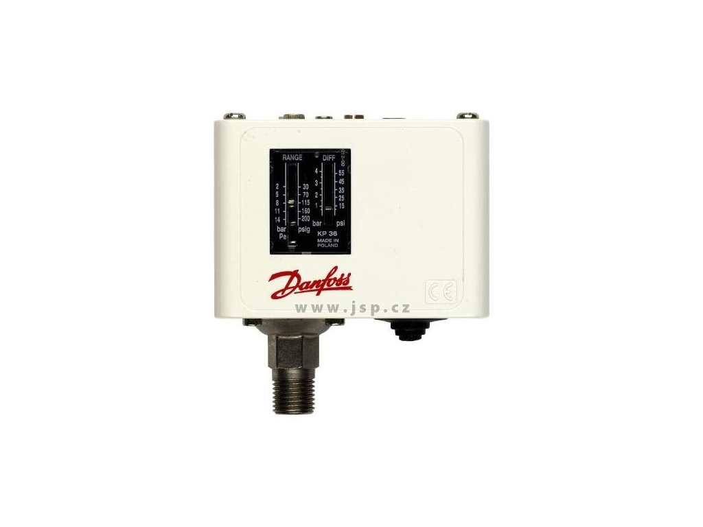 KP 34 Regulátor tlaku (obj. č.: 060-216466)