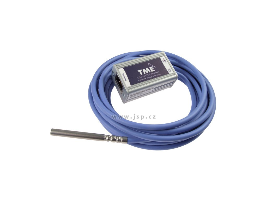 TME Ethernetový teploměr 3m