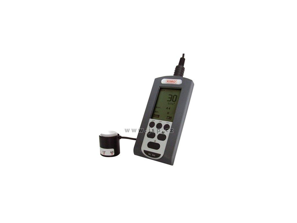 KIMO SL 100 Přístroj pro měření intenzity slunečního záření a dopadající energie