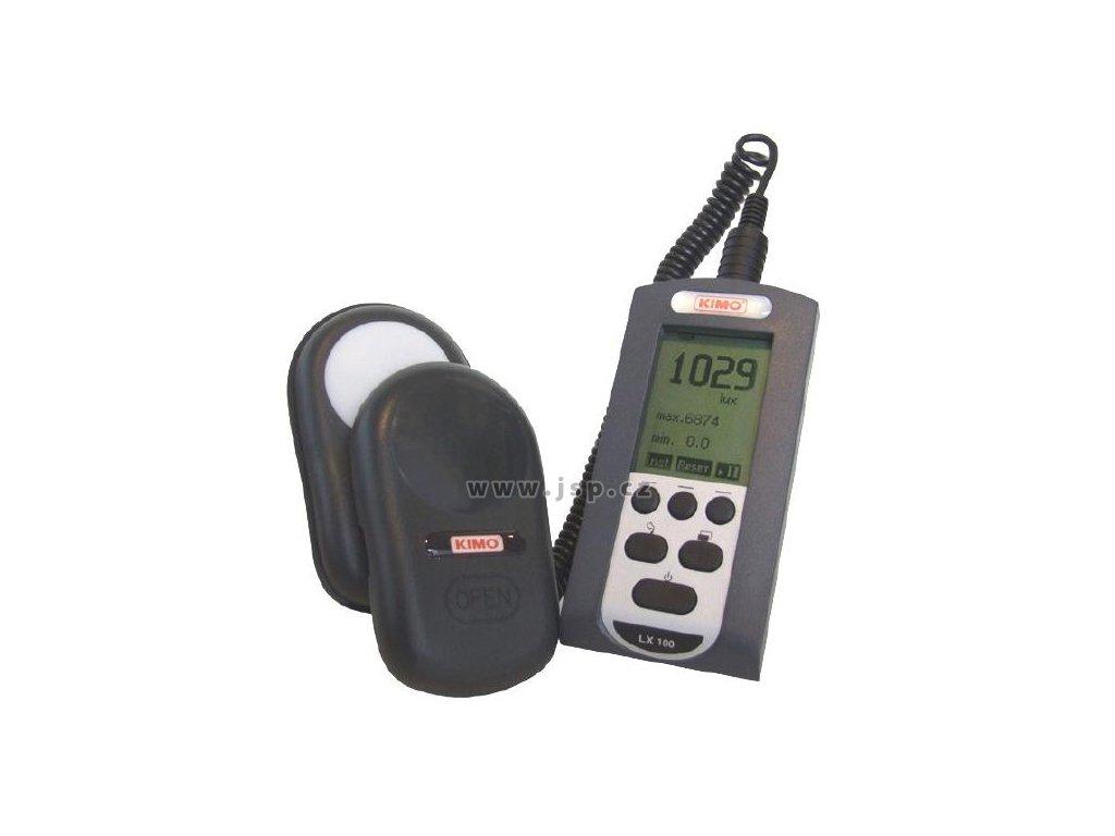 KIMO LX 100 Průmyslový digitální luxmetr