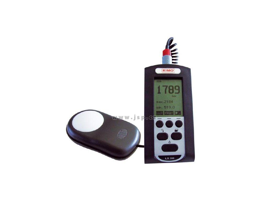 KIMO LX 200 Průmyslový digitální luxmetr