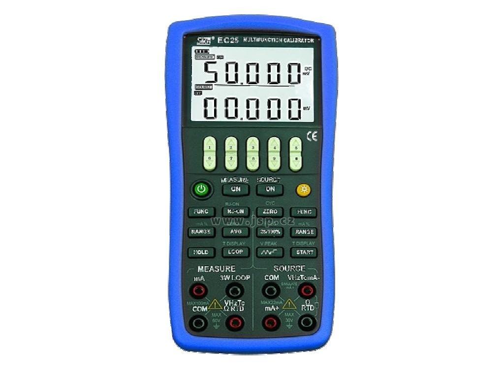 SIKA EC 25 Univerzální multifunkční kalibrátor