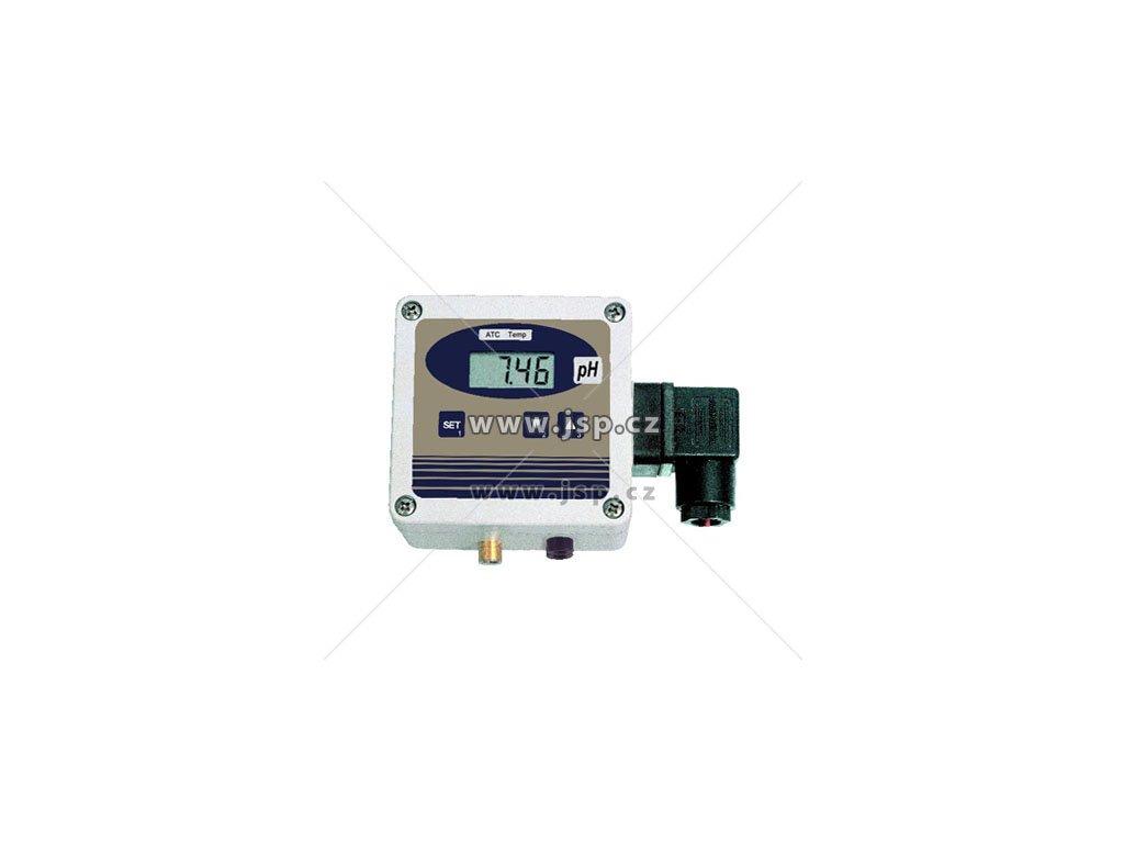 Greisinger GPHU 014 MP / Cinch - Převodník pH
