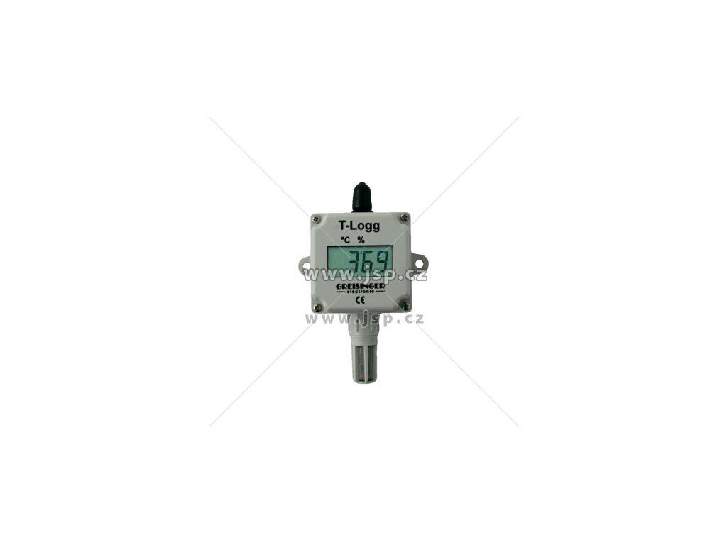 Greisinger T-Logg 160 - Datalogger pro měření teploty a vlhkosti
