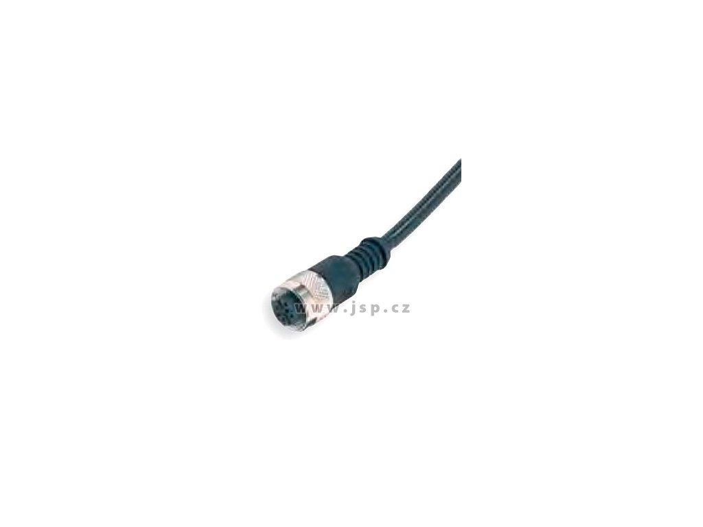 Greisinger KM4P-G02 Připojovací kabel 2m, konektor M12 přímý, 4pól.