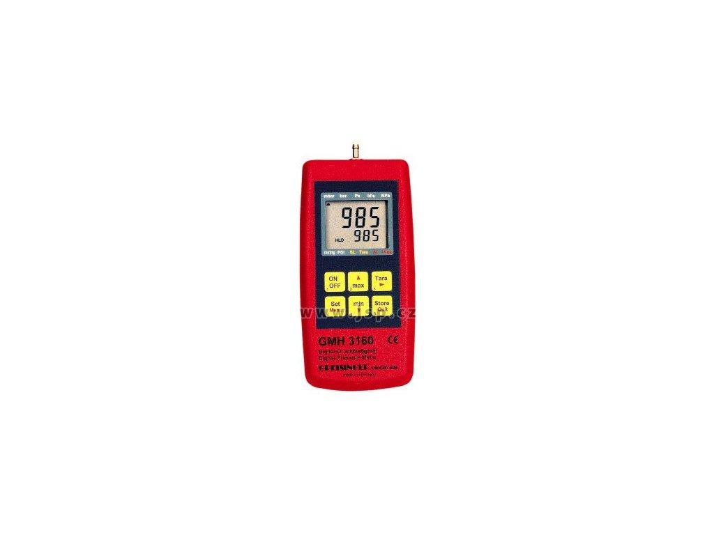 Greisinger GMH3161-07B Digitální tlakoměr