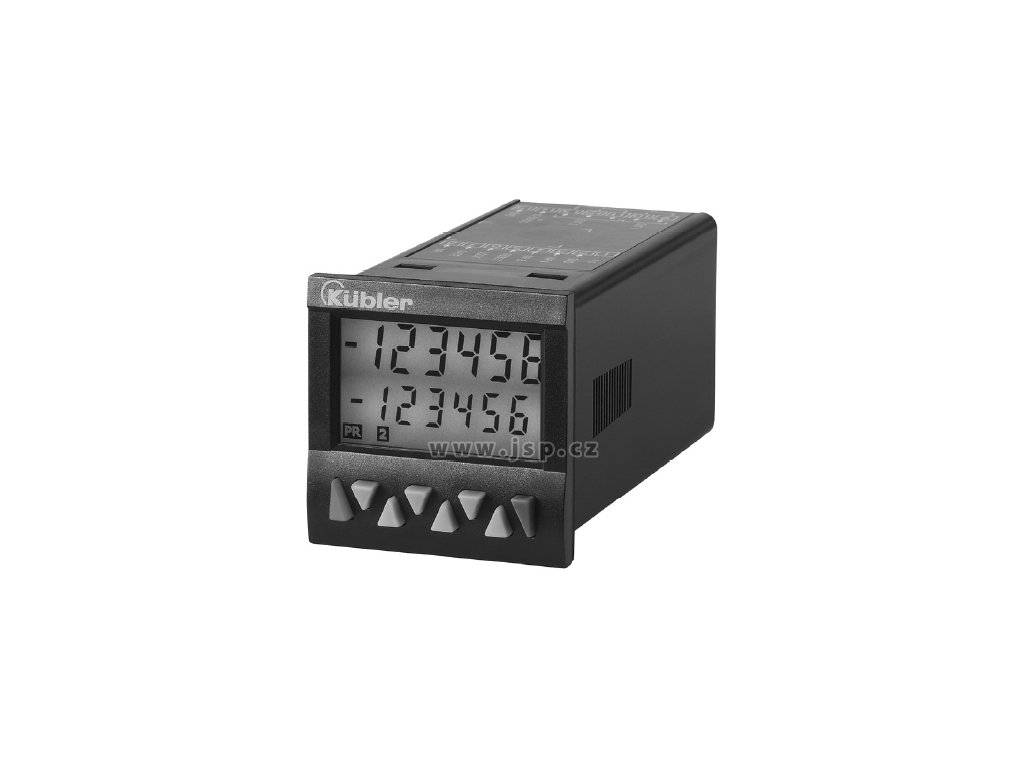 Kübler Codix 907 Multifunkční čítač impulsů / času