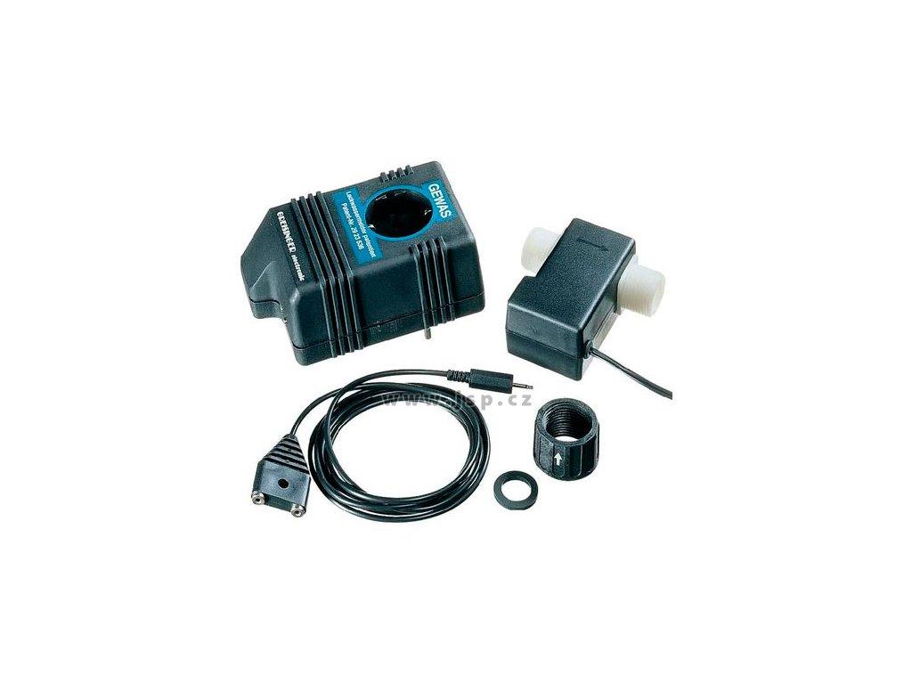 Hlásič úniku vody s elektromag. ventilem GEWAS 191 AN