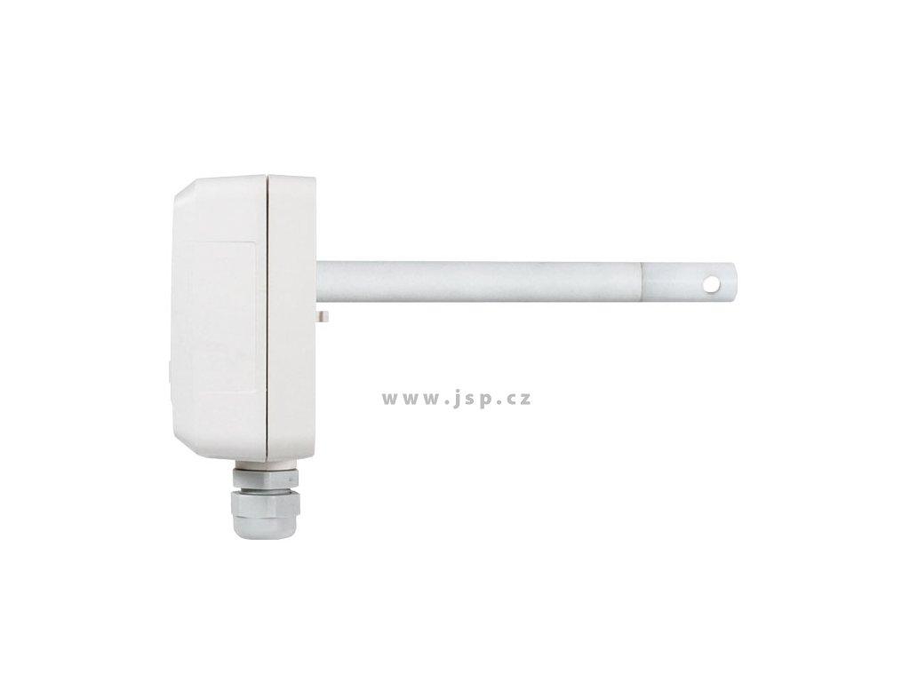 Převodník vlhkosti a teploty s displejem TH110-POA - trubicové provedení, 4-20 mA