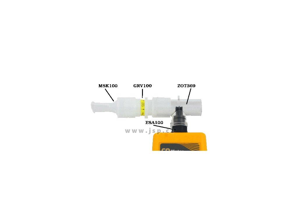 Greisinger GRV 100 Zpětný ventil