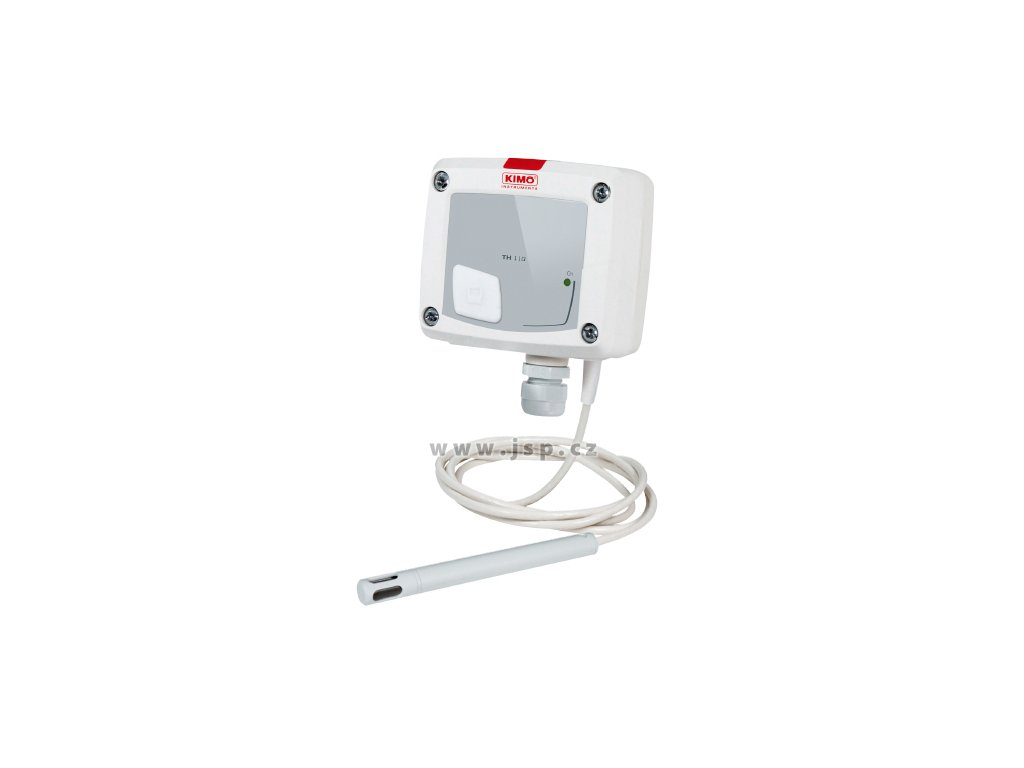 Převodník vlhkosti a teploty bez displeje TH110-PND - kabelové provedení, 4-20 mA