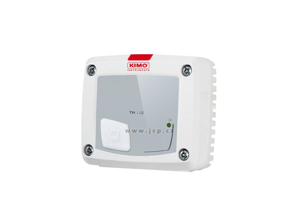 Převodník vlhkosti a teploty bez displeje TH110-ANS - prostorové provedení, 0-10 V