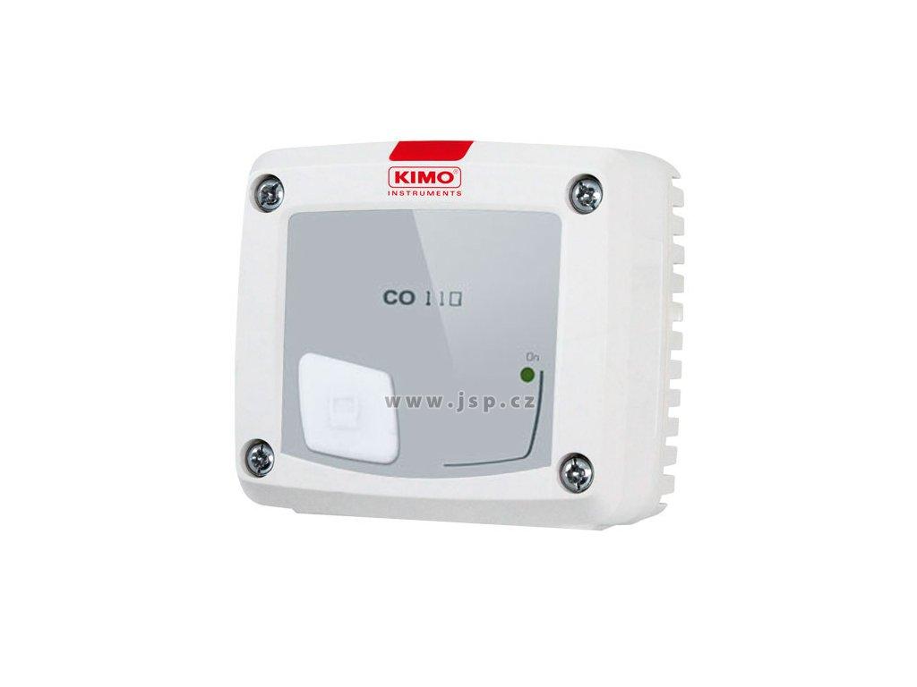 CO110-PNS Snímač oxidu uhelnatého - CO / 4-20mA / bez displeje / prostorový