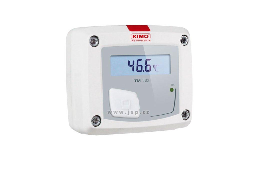 TM110-POS Převodník teploty