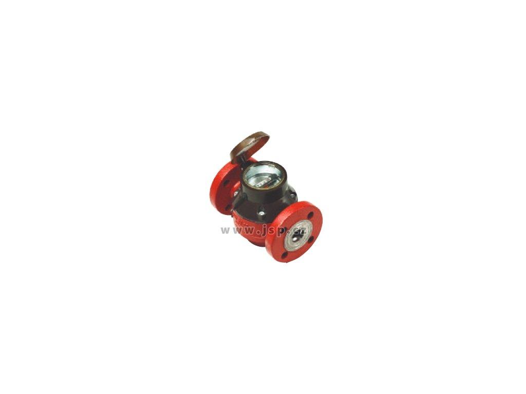 Průtokoměr pro ropné látky Contoil VZO 15 FL 130/25