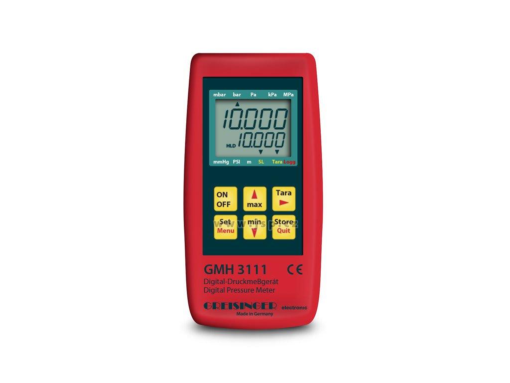 GMH 3156 Digitální tlakoměr