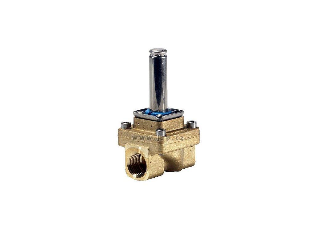 2/2cestné těleso el.mag. ventilu EV250B, DN22, EPDM, NC