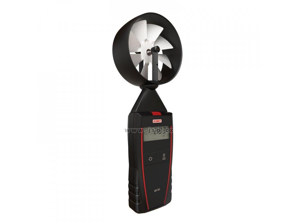 Kimo LV 50 Měřič rychlosti prudění a teploty (Termo-anemomentr)