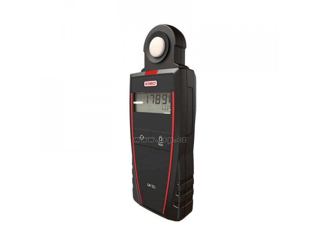 Kimo LX 50 Měřič osvětlení (Luxmetr)