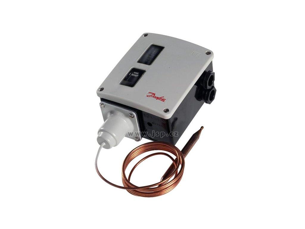 Danfoss RT 101 Regulátor teploty kapilárový