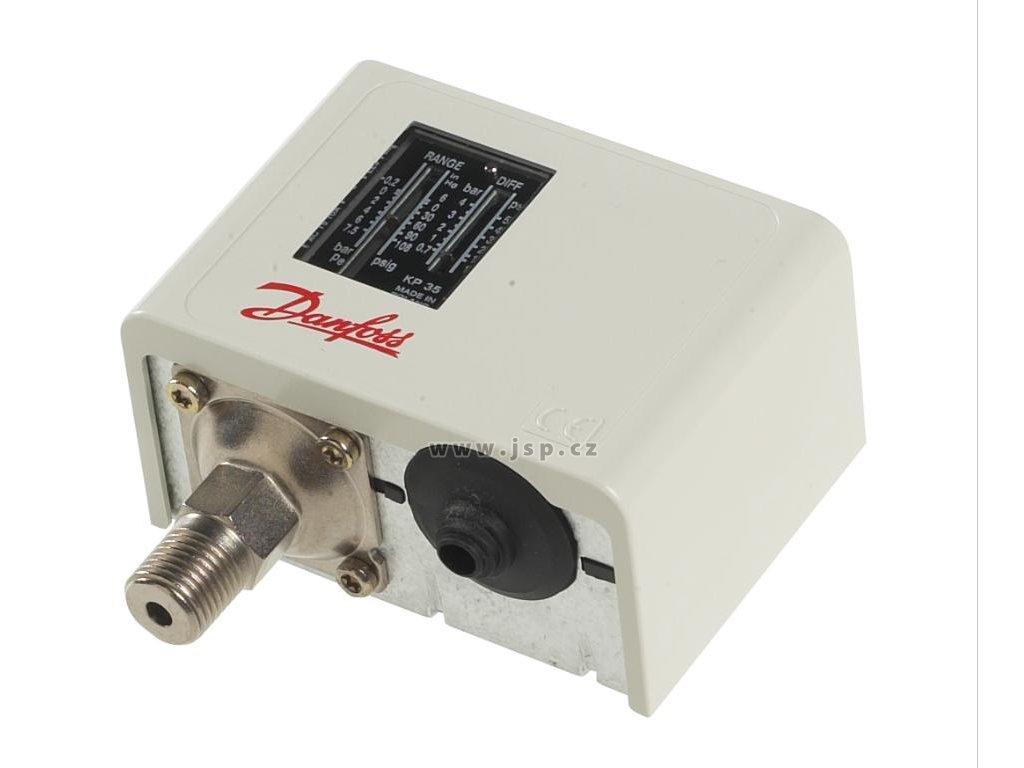KP 35 Regulátor tlaku (obj. č.: 060-113366)