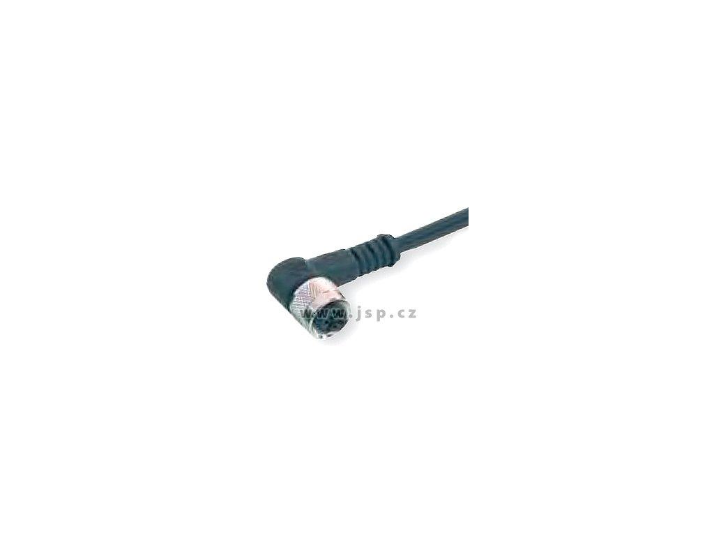 Greisinger KM4P-W10 Připojovací kabel 10m, konektor M12 úhlový, 4pól.