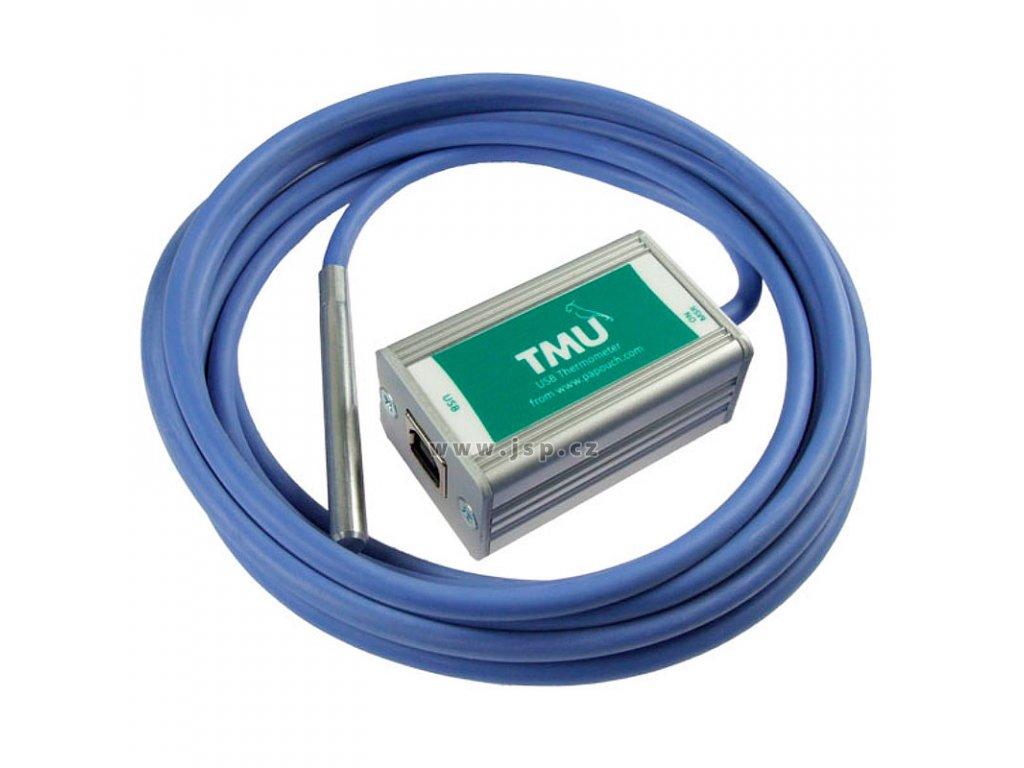 Papouch TMU - USB teploměr