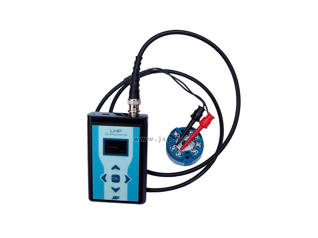 HARTConf HART-USB modem a ruční konfigurátor HART / LHP