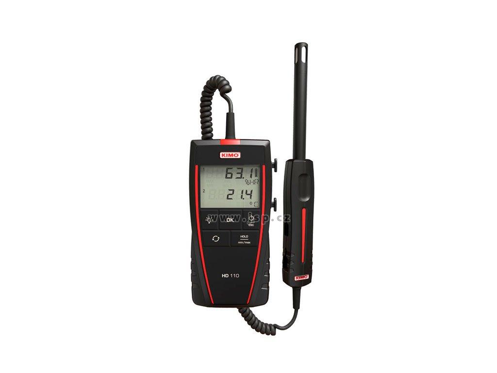 Kimo HD 110 Prostorový teploměr / vlhkoměr